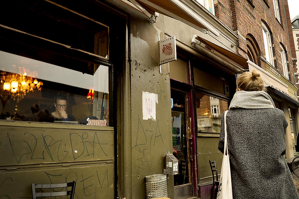 Café Navnløs Copenhagen Köpenhamn